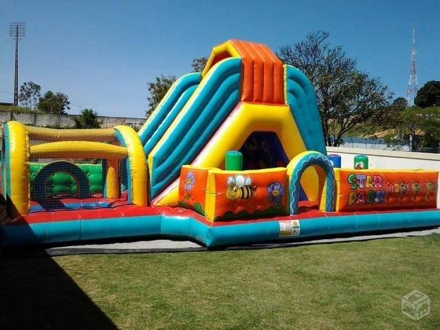 Alugar Brinquedo para Festa Infantil no Jardim São Luiz - Locação de Brinquedo Infantil