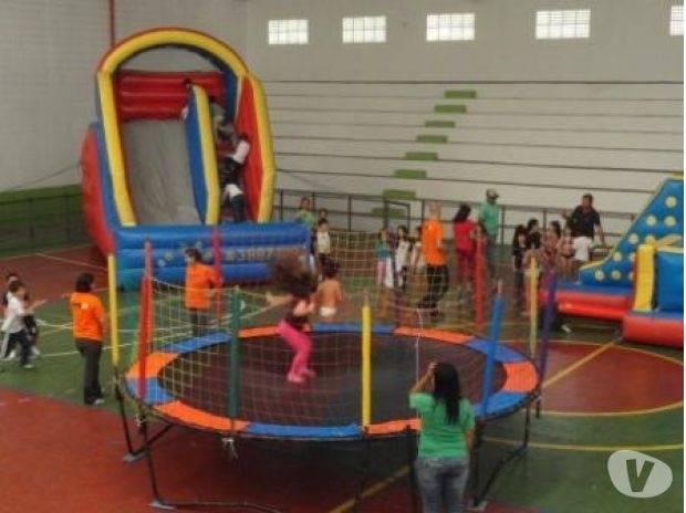 Alugar Camas Elásticas em Carapicuíba - Locação de Camas Elásticas para Festas