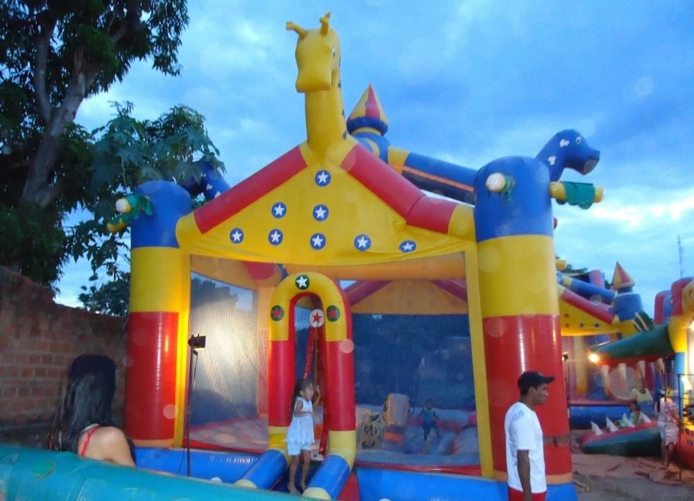 Alugar Pula-Pula Festas em Sumaré - Aluguel de Pula-pula para Festas