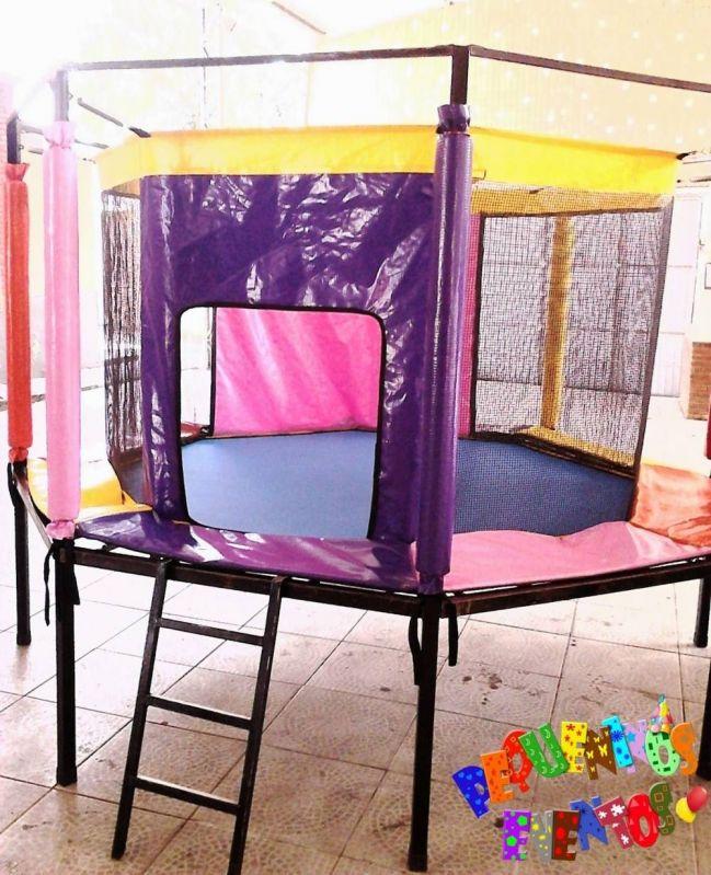 Aluguel de Camas Elásticas Sp no Campo Belo - Locação de Camas Elásticas