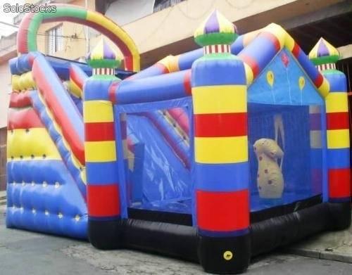 Aluguel de Pula-Pula para Festas em Perus - Alugar Pula-pula