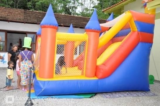 Locação de Pula-pula para Festa Infantil Preço no Jardim Europa - Locação de Pula-pula