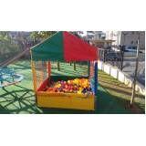 alugar piscina de bolinhas para festa infantil sp em Carapicuíba