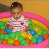 alugar piscina de bolinhas para festas preço em Itapevi