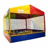 alugar piscina de bolinhas para festas sp em Embu das Artes