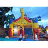 aluguel de brinquedos para aniversários em Pirituba