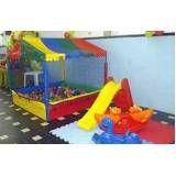 aluguel de piscina de bolinhas para festa infantil preço em Itapevi