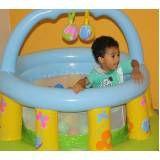 aluguel de piscina de bolinhas para festas sp em Perdizes