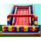 aluguel de tobogãs infláveis para eventos em Alphaville