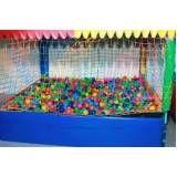 aluguel piscinas de bolinhas em Itapevi