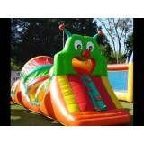 locação de tobogã inflável para festas preço em Jundiaí