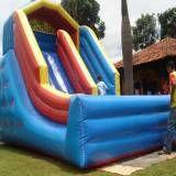 locação tobogã inflável em Pinheiros